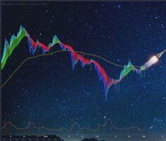 биткоин на луне