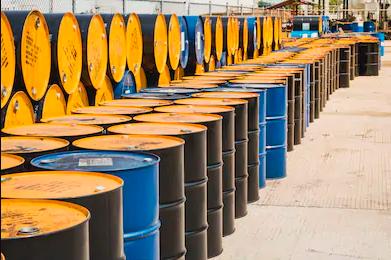Цена на нефть 2020 год
