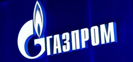 Gazprom shares