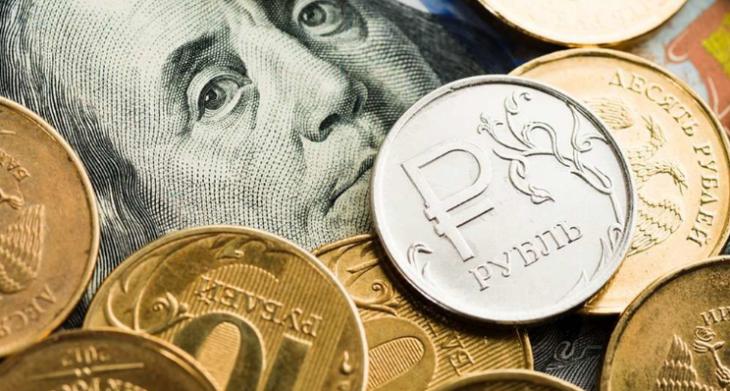 Курс рубля к доллару