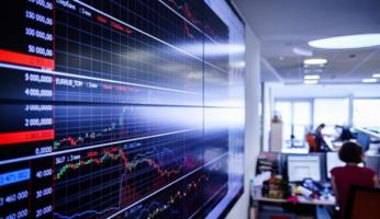 Фондовый рынок. Мосбиржа