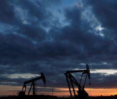 Нефть Brent уровни
