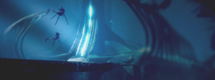 подводный мир MOTION
