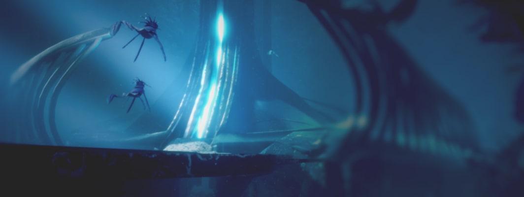 underwater world MOTION