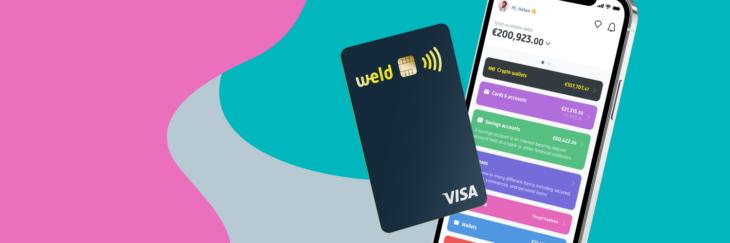 Weld Money запускает сервис криптовалютных карт